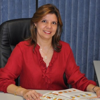 Teacher Manuela Tejada